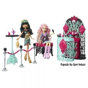 Set de Joaca Monster High Premiere Party