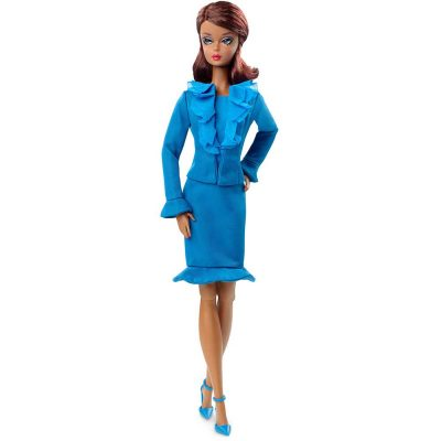BARBIE-SILKSTONE-CITY-CHIC-COLLECTOR