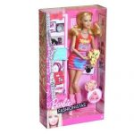Barbie Fashionistas animale de companie 4