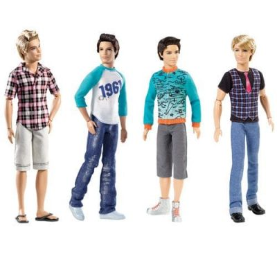 Barbie Fashionistas papusa Ken 1