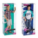 Barbie Fashionistas papusa Ken 4