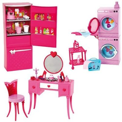 Barbie gama mobilier 1