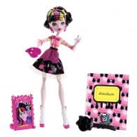 Papusa Monster High Draculaura Art Class