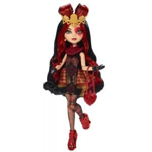 Ever After High Papusa Lizzie Hearts