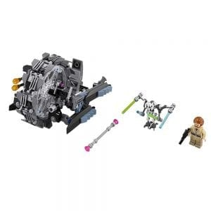 LEGO General Grievous Wheel Bike
