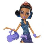 Mattel Papusa Monster High Petrecarete Basic Robecca Steam 2