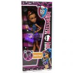 Mattel Papusa Monster High Petrecarete Basic Robecca Steam 4