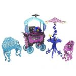 Monster High Gama accesorii Scaris cafe 1
