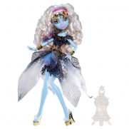 Papusa Abbey Bominable - Monster High 13 Dorinte