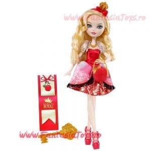 Ever After High Papusa Apple White basic