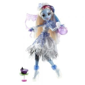 Papusa Monster High Abbey Bominable Ghouls Rule