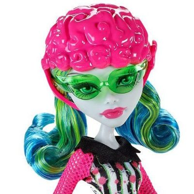 papusa monster high sportive ghoulia yelps fantasiatoys ro