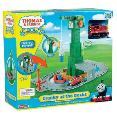 Thomas Cranky la docuri 4